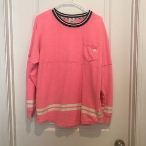 Victoria's Secret PINK Sweatshirt Medium